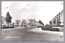 WAT001013138 Winkelcentrum Wormerplein, op 1 januari 1960 zijn de eerste bouwvergunningen verleend voor het Wormerplein.