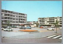 WAT001013141 Winkelcentrum Wormerplein, op 1 januari 1960 zijn de eerste bouwvergunningen verleend voor het Wormerplein.