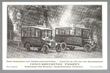 WAT001013189 Eerste Purmerender Luxe Autobus-verhuurinrichting.Aanbevolen door gebroeders Rossenaar-garage Koestraat 6 ...