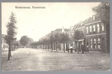 WAT001013118 Westerstraat met helemaal rechts een logement van S. Jors.
