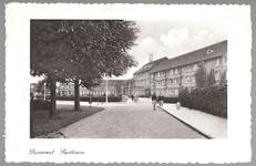 WAT001013129 De Vereeniging van Hervormde Diaconieën in de Cassis Edam is opdrachtgever van dit in 1934-1935 onder ...