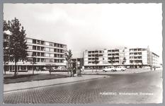WAT001013137 Winkelcentrum Wormerplein, op 1 januari 1960 zijn de eerste bouwvergunningen verleend voor het Wormerplein.