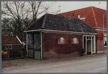 WAT001000121 Het brandspuithuisje naast cafe Tramzicht, tegenwoordig 't Beemster Spijshuis.