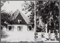 WAT001000295 Stolpboerderij 'Blaauwe Poort' aan de Purmerenderweg nummer 42.