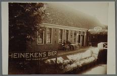 WAT001000355 Op de hoek Nekkerweg - Volgerweg stond het café Halfweg , waar Aris Haan de scepter zwaaide. Behalve café ...