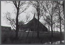 WAT001000385 Stolpboerderij aan de Volgerweg nummer 1.