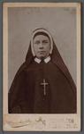 WAT001000507 Zuster Nicoline ( meisjesnaam: Ali v/d Lee, geboren 6 december 1874 te Amersfoort, overleden 22 augustus 1917.