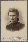 WAT001000509 Alida Antonia de Jong. geboren 24 april 1922 te Beemster. Op 15 februari 1942 is zij in het St Lucia ...