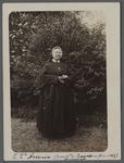 WAT001000510 Zuster Arcenia, meisjesnaam:Geertruida Maria van Baarsen, geboren op 5 april 1866 te Beemster. Overleden ...