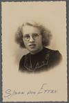 WAT001000513 Adriana Maria (Sjaan) van Etten, geboren op 31-05-1926 in de Beemster. Ingetreden op 29-10-1945 in het ...