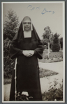 WAT001000516 Eerwaarde Moeder Judsea te Eindhoven ( meisjesnaam: Catharina Ots, geboren op 29 juni 1886 in de Beemster. )
