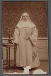 WAT001000517 Zuster ? ( meisjesnaam: Anna Margaretha Tambach, geboren op 21-04-1888 in de Beemster) ingetreden in een ...