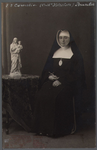 WAT001000518 Zuster Cornelia (meisjesnaam: Catharina Velzeboer), missie van Brazilië.