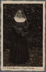 WAT001000522 Zuster Willibrorda (meisjesnaam Margaretha Ridder)