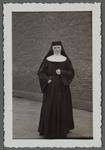 WAT001000524 Zuster Angelica (meisjesnaam Anny / Annie Hermes, In 1936 eerwaarde moeder in het Zusterklooster van de ...