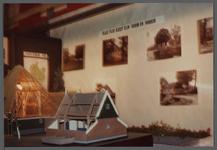 WAT001000546 Landbouwtentoonstelling.30 jaar Beemster Landbouw. L.T.B. ( in en verkoopkantoor L.T.B.) H.M.v.L. Maquette ...