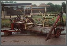 WAT001000551 Tentoonstelling van landbouwvoertuigen.