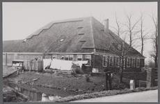 WAT001000458 Stolpboerderij 'Wapenrust' , voorheen 'Held Joshua' aan de Zuiderweg nummer 18.