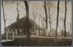 WAT001000465 Stolpboerderij 'Wapenrust' , voorheen 'Held Joshua' aan de Zuiderweg nummer 18.