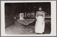 WAT001000764 Elizabeth Huigen, dienstbode, geb. 10-7-1883 te Beets, dr. van Klaas Huigen, en Grietje sanders,overleden ...