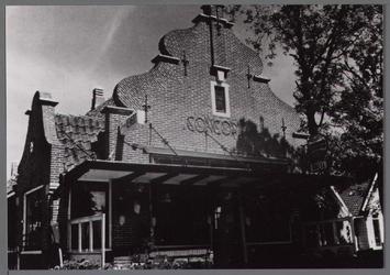 WAT001000769 Interieur van Concordia.Café Concordia heette 300 jaar geleden In de Bel en veel later Veld en Meer . In ...