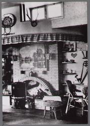 WAT001000770 Interieur van Concordia.Café Concordia heette 300 jaar geleden In de Bel en veel later Veld en Meer . In ...