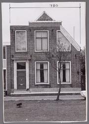 WAT001000931 Kantoor van drs. S. de Boer aan de Voorhaven nummer 26 in Edam.
