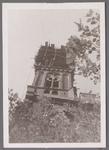 WAT001001010 Sloop en restauratie van de Speeltoren in Edam.Achtergrondinformatie:Rond 1970 zijn een aantal klokken ...