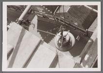 WAT001001016 Sloop en restauratie van de Speeltoren in Edam.Achtergrondinformatie:Rond 1970 zijn een aantal klokken ...