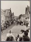 WAT001001047 Stadsfeest Edam.Van 12 tot 21 juli 1957 hielden de Edammers een stadsfeest ter gelegenheid van het 600 ...