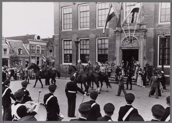 WAT001001070 Stadsfeest Edam.Van 12 tot 21 juli 1957 hielden de Edammers een stadsfeest ter gelegenheid van het 600 ...