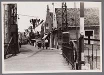 WAT001001063 Stadsfeest Edam.Van 12 tot 21 juli 1957 hielden de Edammers een stadsfeest ter gelegenheid van het 600 ...