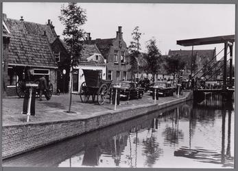 WAT001001067 Stadsfeest Edam.Van 12 tot 21 juli 1957 hielden de Edammers een stadsfeest ter gelegenheid van het 600 ...