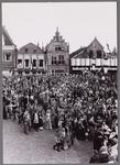 WAT001001080 Stadsfeest Edam.Van 12 tot 21 juli 1957 hielden de Edammers een stadsfeest ter gelegenheid van het 600 ...