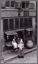 WAT001001082 Stadsfeest Edam.Van 12 tot 21 juli 1957 hielden de Edammers een stadsfeest ter gelegenheid van het 600 ...