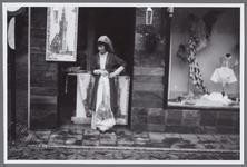 WAT001001083 Stadsfeest Edam.Van 12 tot 21 juli 1957 hielden de Edammers een stadsfeest ter gelegenheid van het 600 ...