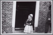 WAT001001086 Stadsfeest Edam.Van 12 tot 21 juli 1957 hielden de Edammers een stadsfeest ter gelegenheid van het 600 ...