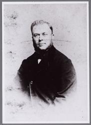 WAT001001098 Herman Gerhard Heinrich Tobias Kernkamp, van beroep koopman in Edam.Achtergrondinformatie:Herman Gerhard ...