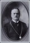 WAT001001325 Foto: burgemeester Arie Peereboom.Burgemeester van Ilpendam van 15-02-1922 tot 01-05-1933.