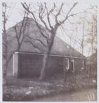 WAT001001364 Stolpboerderij aan de Dorpsstraat in Jisp. (Dorpsstraat 22 ?)