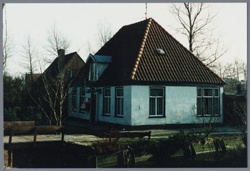 WAT001001616 Rijkspostspaarbank, postagentschap, gesloopt in 1980.
