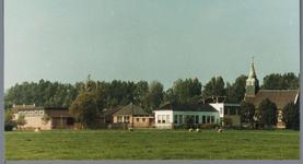 WAT001001630 Foto v.l.n.r.: de gymzaal ( Hollandiaplantsoen 9a), openbare basisschool Prinses Beatrix (Kwadijk nummer ...