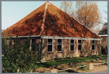 WAT001001607 Foto: stolpboerderij in Kwadijk.