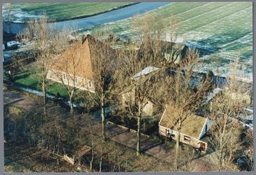 WAT001001649 Stolpboerderij aan de Kwadijk nummer 35.