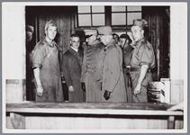 WAT001001914 Mobilisatie te Landsmeer aan het begin van de tweede wereldoorlog.