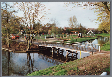 WAT001002138 Foto: Speeltuin te Monnickendam