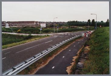 WAT001002139 Foto: Tijdelijke ontsluitingsweg bij de N247