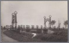 WAT001002723 Feestpoort ter gelegenheid van het 300 jaar bestaan van de Purmer.1622 tot 1922.