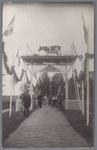 WAT001002729 Feestpoort ter gelegenheid van het 300 jaar bestaan van de Purmer.1622 tot 1922.