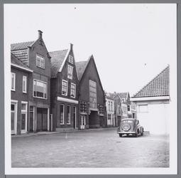 WAT001002784 Vierde gebouw van links het afslaggebouw van Afslagvereniging Beemster,Purmerend en Omstreken van 1927. ...